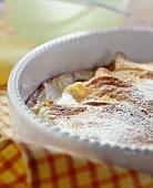 Baked sweet pancakes (Topfenpalatschinken)