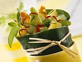 Thai style stir-fried vegetables