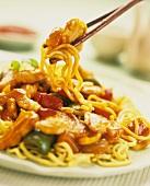 Egg Noodles (Asian Style)