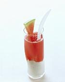 Melonen-Joghurt-Smoothie