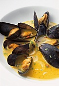 Mussels, Caribbean style