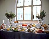 Swedish Christmas buffet