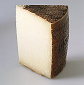 A piece of Manchego (hard Spanish cheese)