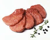 Veal steak