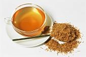 Lapacho tea from S. America (Tabebuia impetiginosa)