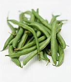 Green beans (Bobby beans)