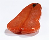 Bottarga (air-dried grey mullet roe)