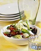Greek Peasant's Salad