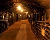 Weinkeller bei Great Western, Victoria, Australien