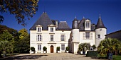 Berühmtes Weingut Château Haut-Brion, Pessac, Bordeaux