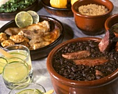 Feijoada (bean and pork stew from Brazil)