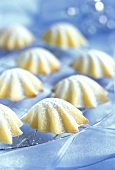 Madeleines (small French cakes)