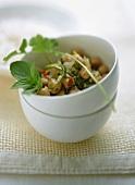 Thai chick pea ragout