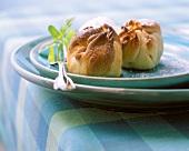 Medlars in pastry