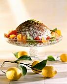 Cassata siciliana (celebration cake, Italy)