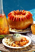 Camarao na Moranga (pumpkin and prawn dish, Brazil)