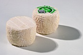 Crottin de chavignol (French goat's cheese from Chavignol)