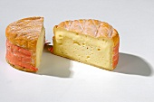 Livarot (red-smear cheese from Normandy in France)