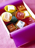 Lokum - Turkish delight in gift box