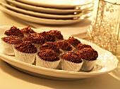 Brigadeiros - Brazilian chocolates