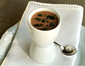 Sopa de Feijao Preto (Schwarze Bohnensuppe)