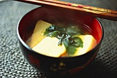 Misoshiru (miso soup, Japan)