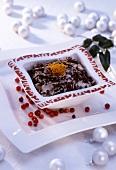 Kluski z makiem (poppy seed noodles), Polish Christmas dish