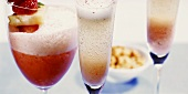 Cocktails: Pretty Woman and Bellini