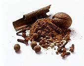 Garam masala (Indian spice mixture)