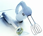 Hand blender and hand mixer