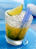 Passionata (non-alcoholic summer drink)