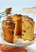 Panettone (yeasted cake), Lombardy, Italy