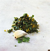 Chermoula (spice paste from North Africa)