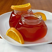Orange and Campari jelly