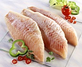 Redfish fillets
