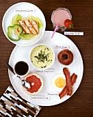 Various diets