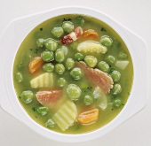 Pea stew