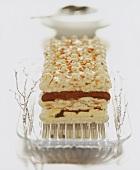 Baiserkuchen mit Cremefüllung, Frankreich