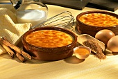 Crema catalana (vanilla cream with sugar crust, Spain)