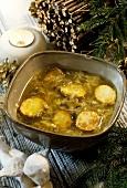 Kwasnica (sauerkraut soup, Poland)
