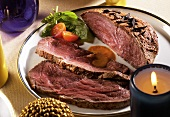 Picanha (beef rump, meat speciality from Brazil)