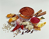 Tandoori masala spice mixture for Ayurvedic cooking