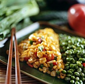 Two Mu Area (vegetable appetiser; Yunnan, China)