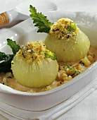 Stuffed Small Cabbage