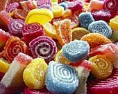 Assorted fruit gums