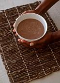 Umquoboti (afrikanisches Bier aus Mohrenhirse)