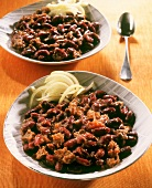 Chili con carne with beef