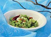 Kootus (Gemüsegericht aus der Region Tamil Nadu, Indien)