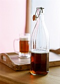 Kvass (traditional bread drink, Russia)