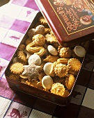 Assorted biscuits from Alsace, France